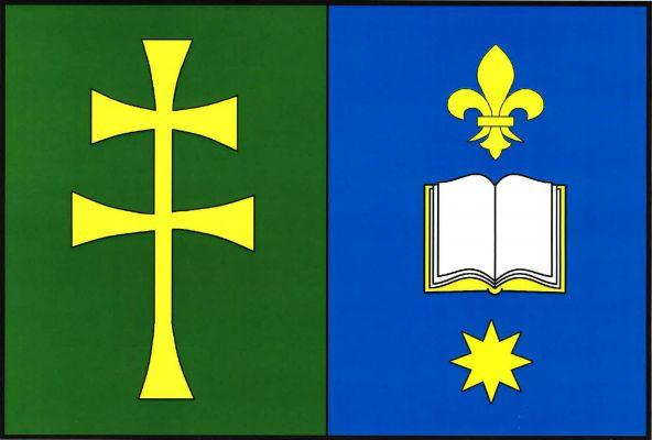 Měcholupy - vlajka