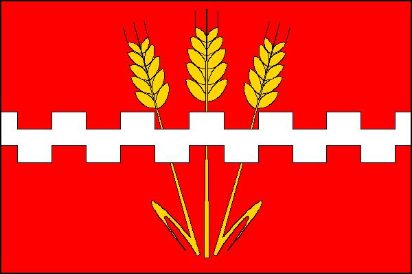 Měrovice nad Hanou - vlajka