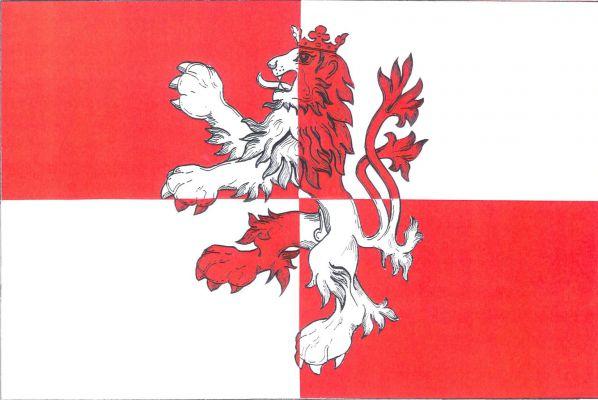 Městec Králové - vlajka
