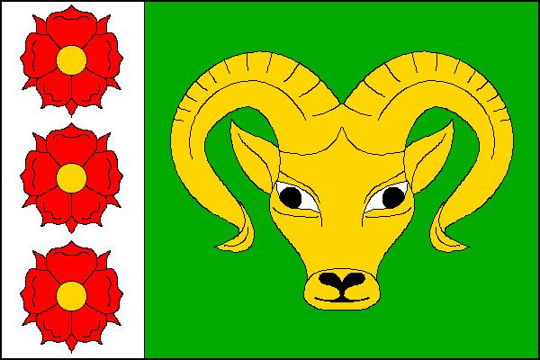 Meziměstí - vlajka