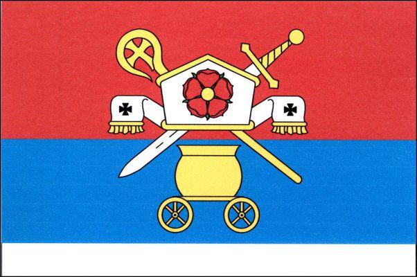 Milavče - vlajka