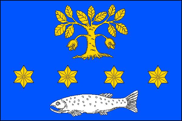 Mladé Buky - vlajka