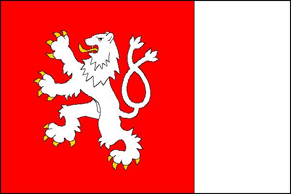 Mníšek pod Brdy - vlajka