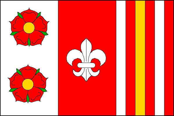 Morašice - vlajka