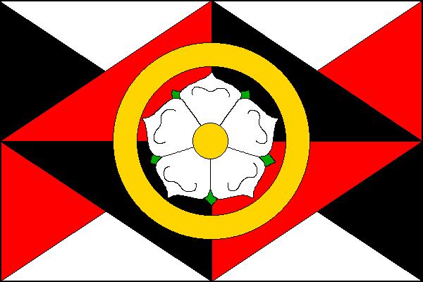 Moravany - vlajka