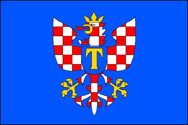 Moravská Třebová - vlajka