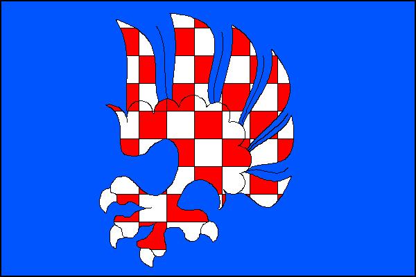 Náměšť na Hané - vlajka
