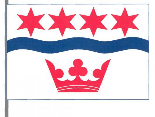 Nebanice - vlajka