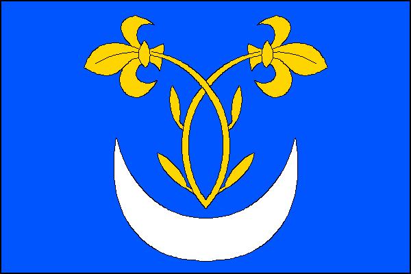 Nítkovice - vlajka