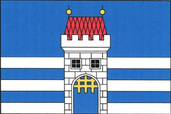 Nová Cerekev - vlajka