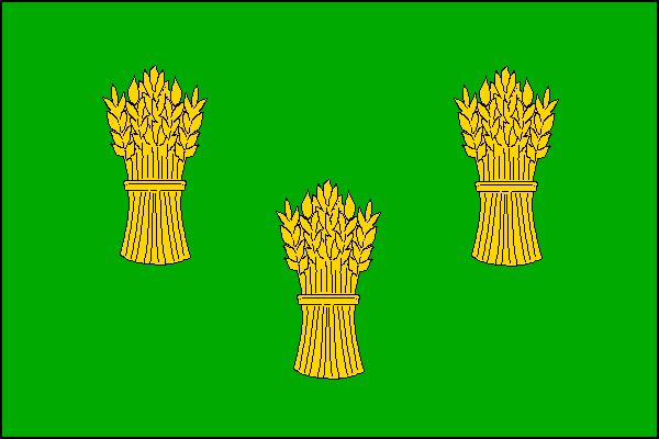 Nová Ves u Nového Města na Moravě - vlajka