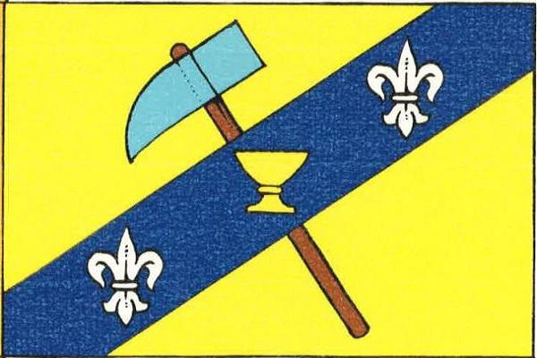 Nové Dvory - vlajka