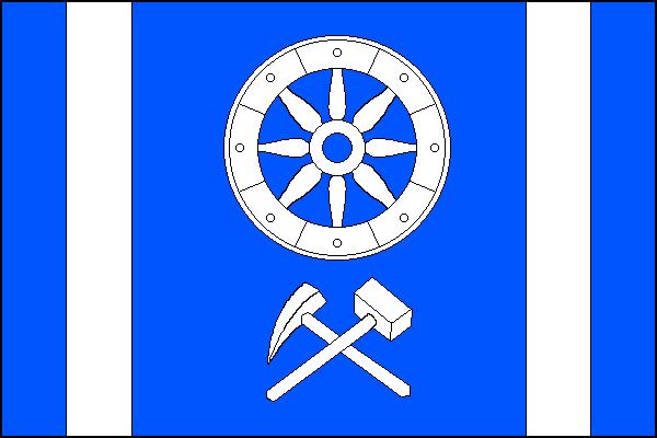 Nové Město pod Smrkem - vlajka