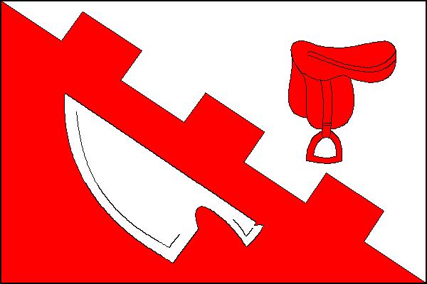 Nové Sedlice - vlajka