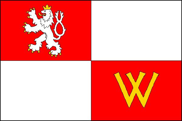 Nové Strašecí - vlajka
