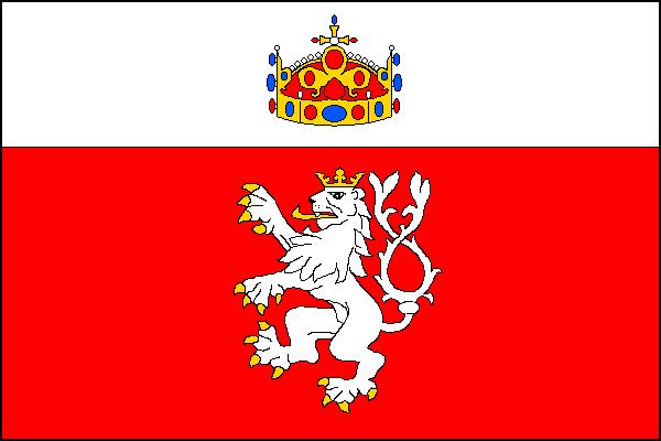 Nový Bydžov - vlajka