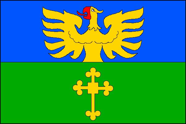 Nýdek - vlajka