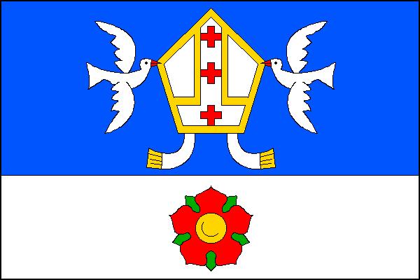 Obědkovice - vlajka