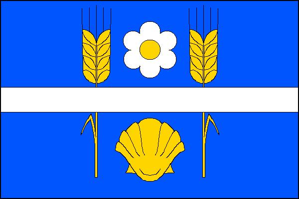 Odunec - vlajka