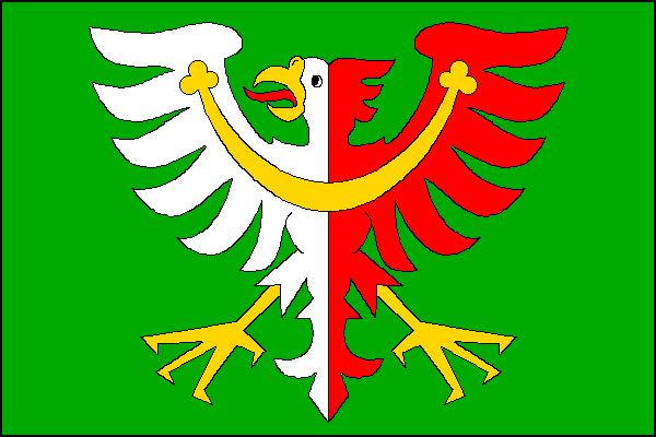 Olbramovice - vlajka