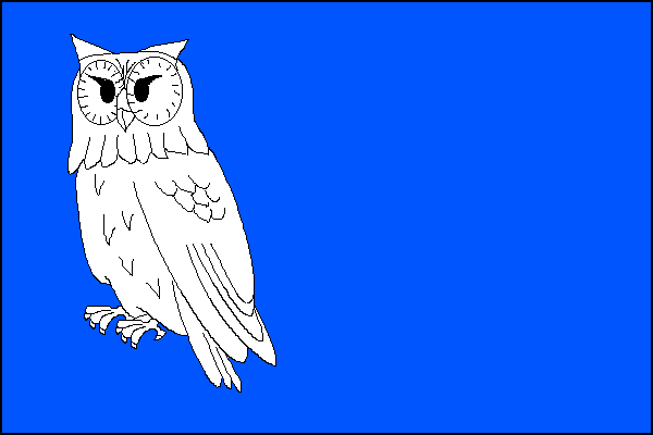 Oldřišov - vlajka