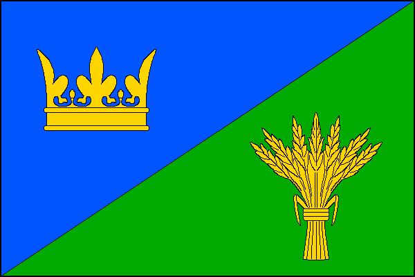 Olešník - vlajka