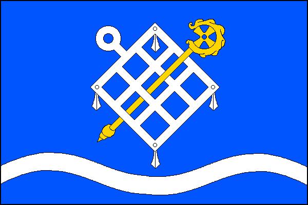 Opatovice nad Labem - vlajka