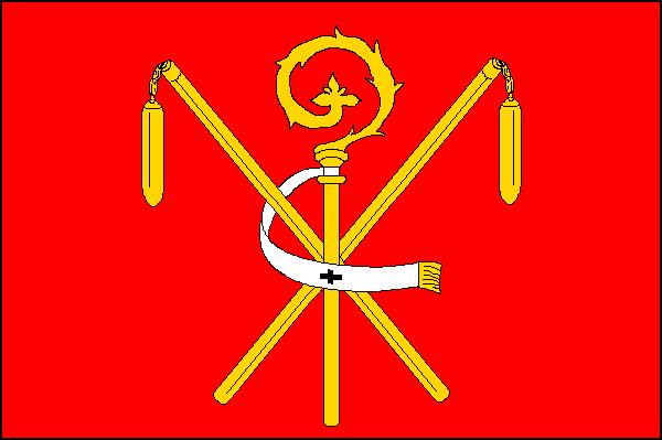 Opatovice - vlajka