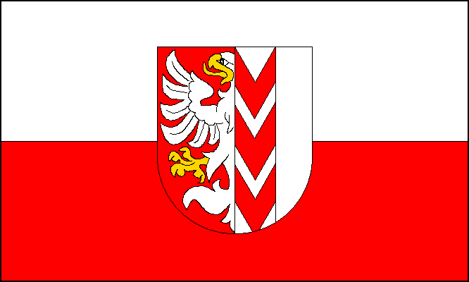Opava - vlajka