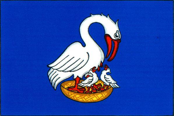 Suché Lazce - vlajka