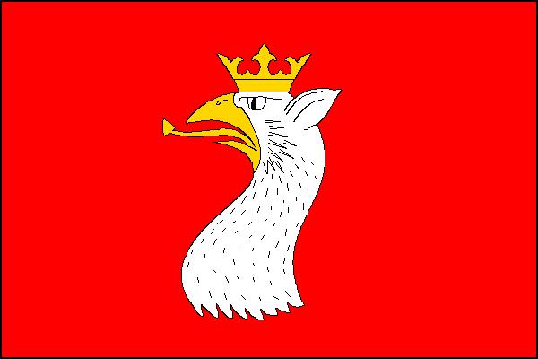 Osečná - vlajka