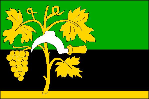 Oslavany - vlajka