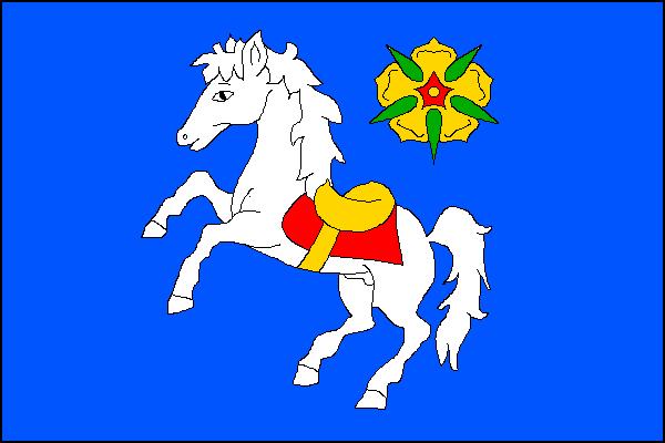 Ostrava - vlajka
