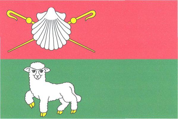 Ovčáry - vlajka
