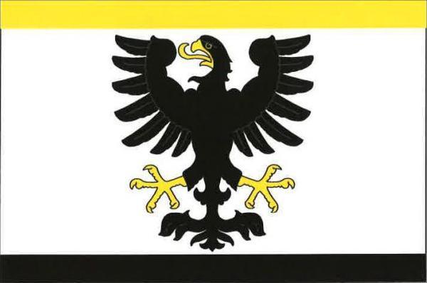 Panenský Týnec - vlajka