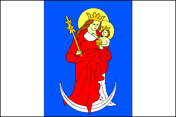 Paskov - vlajka