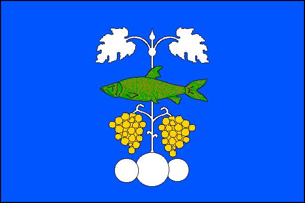 Pavlov - vlajka