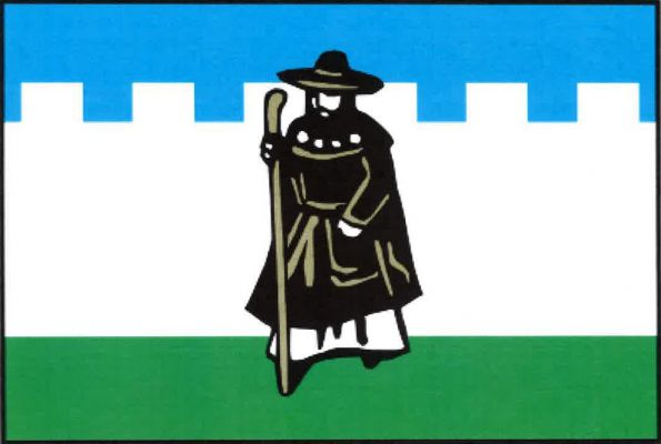 Pelhřimov - vlajka