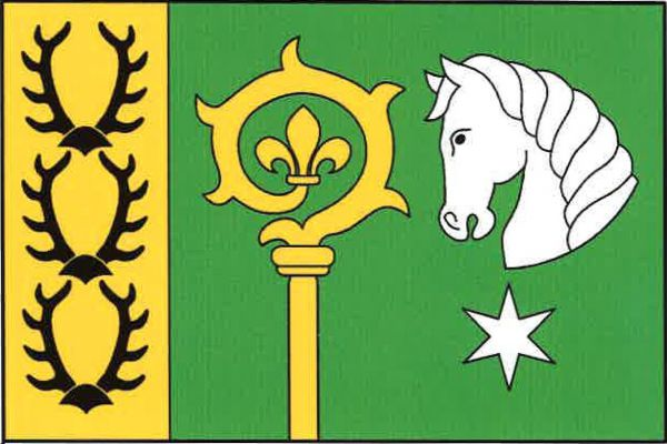 Pernarec - vlajka