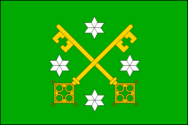 Petrovice u Karviné - vlajka