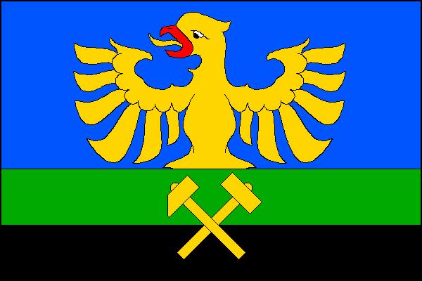 Petřvald - vlajka