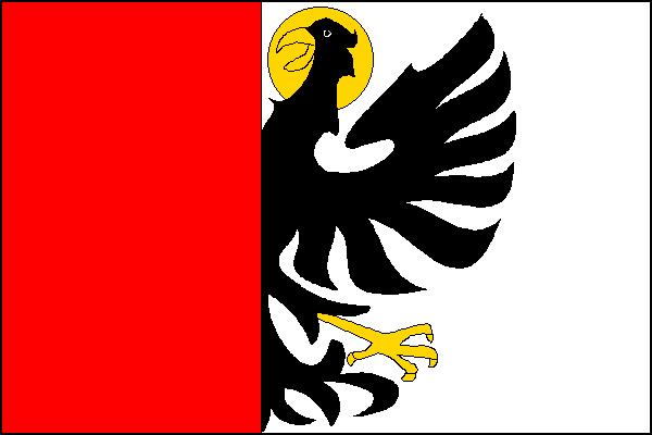 Pilníkov - vlajka