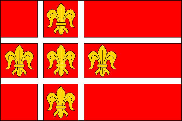 Píšť - vlajka