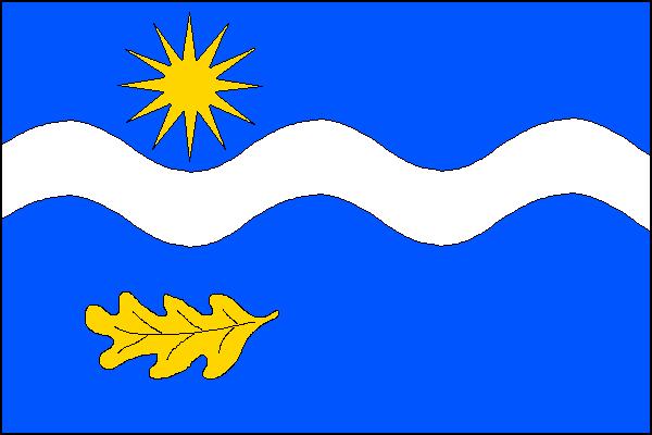 Planá nad Lužnicí - vlajka