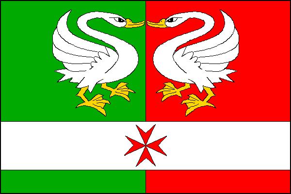 Pláně - vlajka