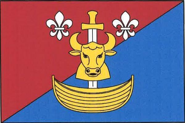 Plaveč - vlajka