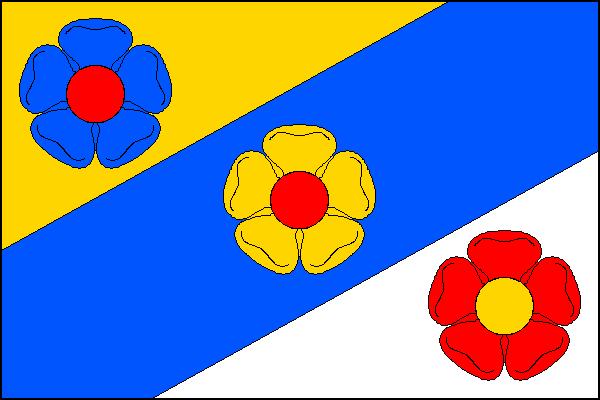 Plavsko - vlajka
