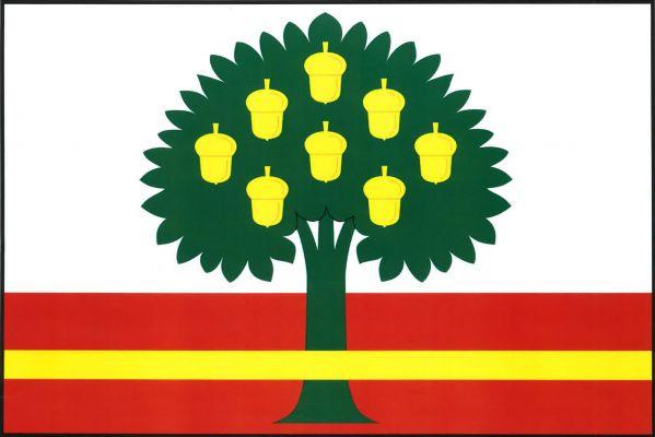 Plískov - vlajka