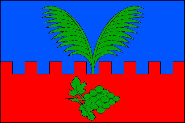 Polešovice - vlajka
