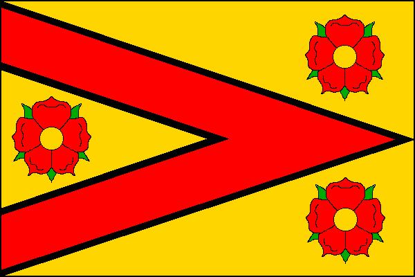 Police nad Metují - vlajka